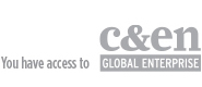 You have access to C&EN: Global Enterprise