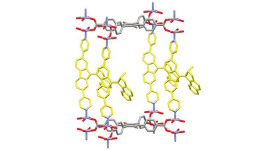 Molecular motors join forces in a MOF.