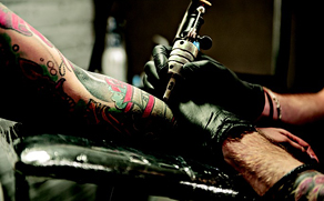 Tattoo inks are more than skin deep.