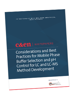 Considerations and Best Practices for Mobile Phase Buffer Selection and pHControl for LC and LC-MS Method Development