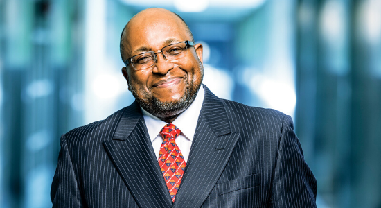 How Willie May rose from the segregated South through the ranks of NIST.