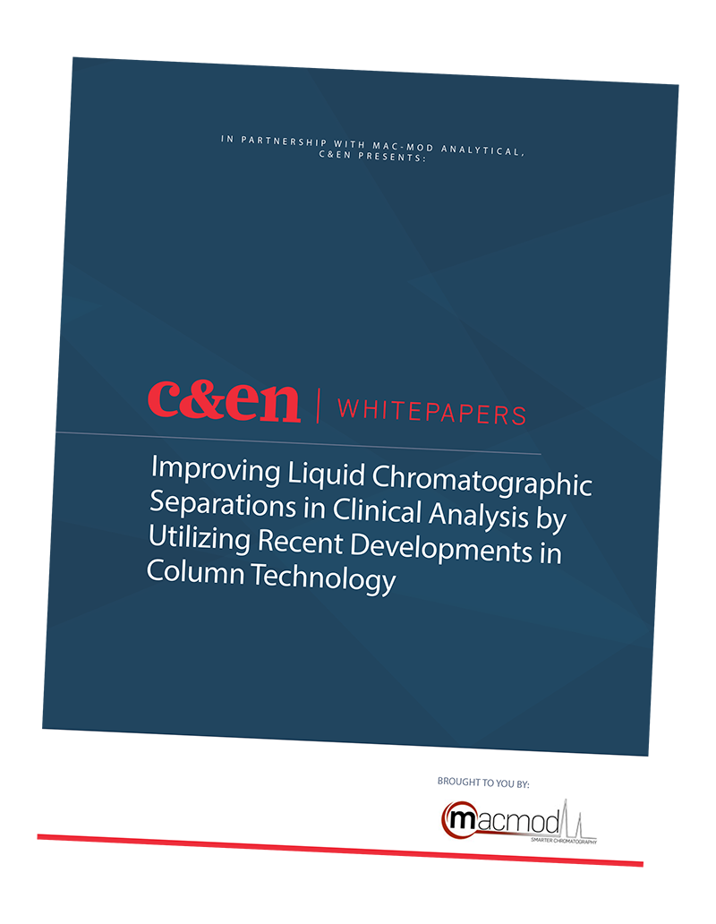 Improving Liquid Chromatographic Separations in Clinical Analysis by Utilizing Recent Developments in Column Technology