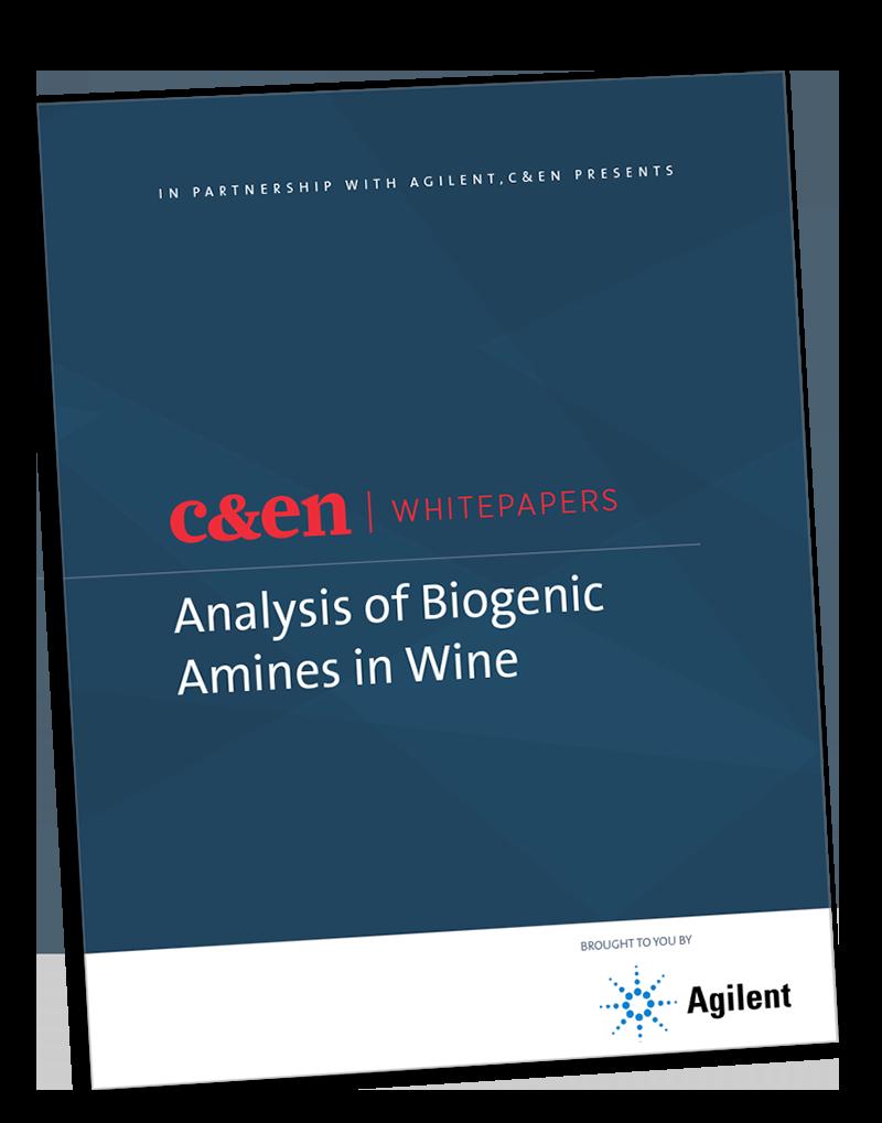 Analysis of Biogenic Amines in Wine