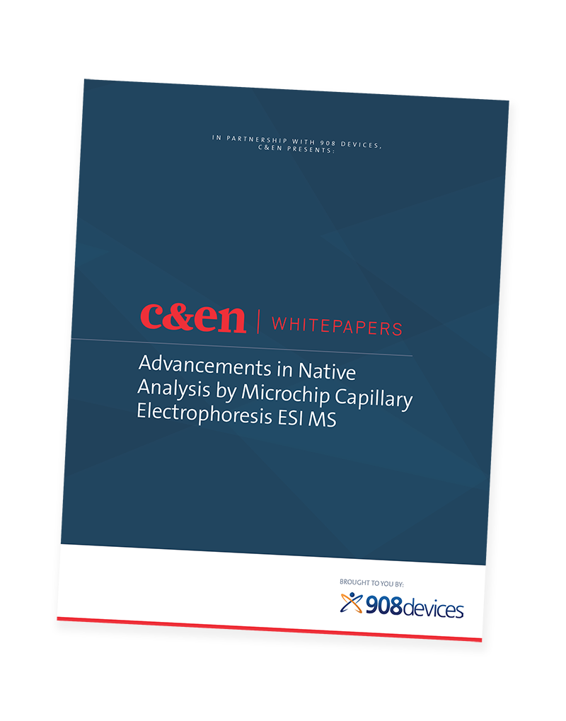 Advancements in Native Analysis by Microchip Capillary Electrophoresis ESI MS