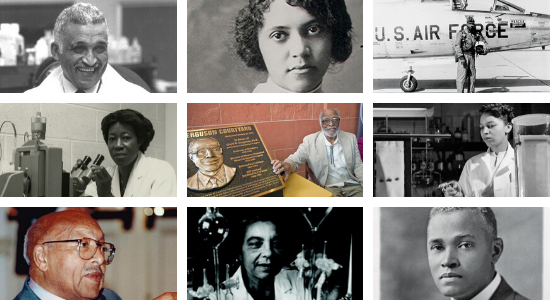 9 Black chemists you should know about.