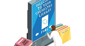 How open-access chemistry textbooks are gaining popularity.