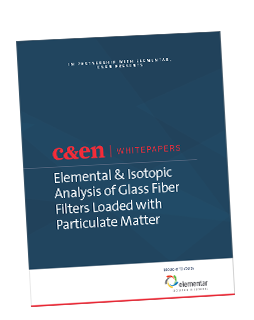 Elemental & Isotopic Analysis of Glass Fiber Filters Loaded with Particulate Matter