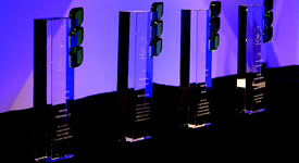 Who won the 2018 Green Chemistry Challenge Awards?
