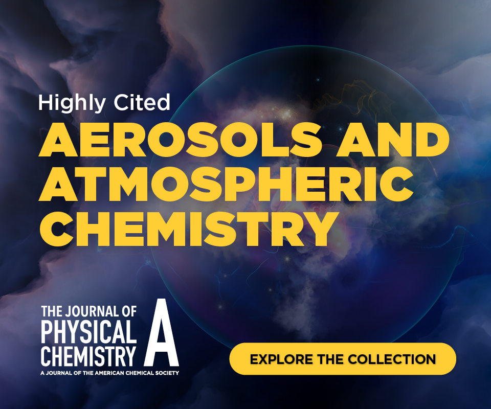 Highly Cited: Aerosols and Atmospheric Chemistry