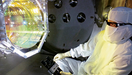 How a thin film helped detect gravitational waves.