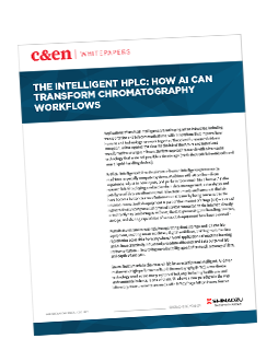 The Intelligent HPLC: How AI Can Transform Chromatography