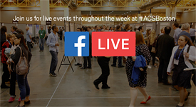 Join C&EN live at the ACS national meeting.