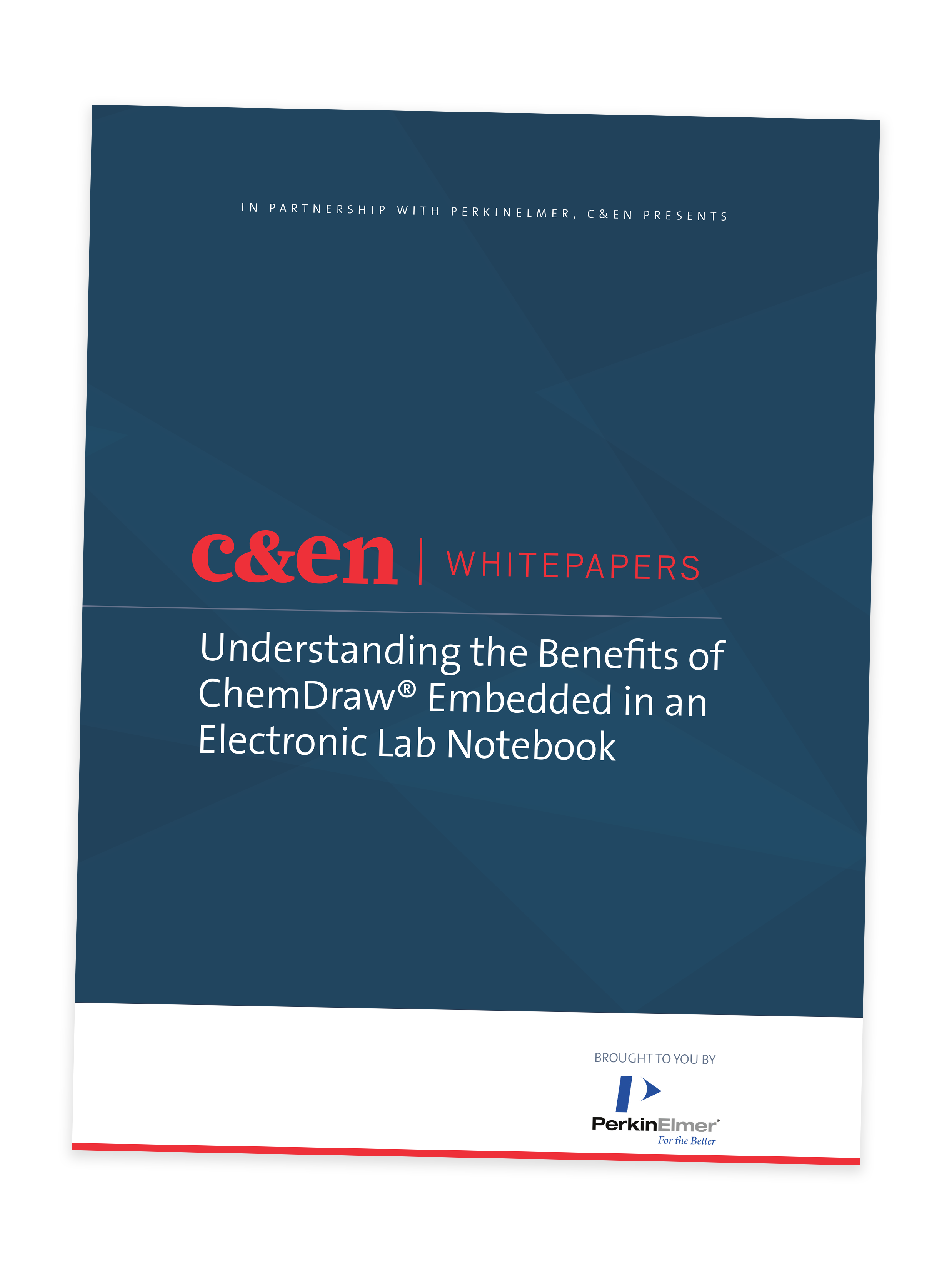 Understanding the Benefits of ChemDraw® Embedded in an Electronic Lab Notebook