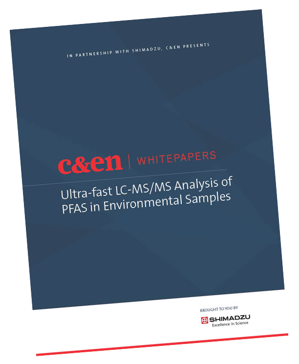 Ultra-fast LC- MS/MS Analysis of PFAS in Environmental Samples