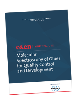 Molecular Spectroscopy of Glues for Quality Control and Development