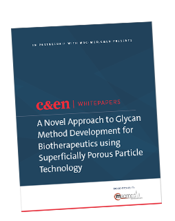 A Novel Approach to Glycan Method Development for Biotherapeutics using Superficialy Porous Particle Technology