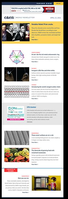 C&EN Newsletter