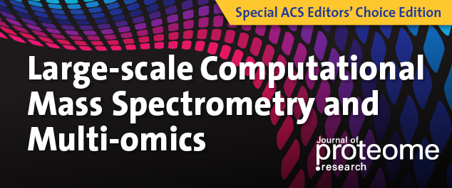 Large-Scale Computational Mass Spectrometry and Multiomics
